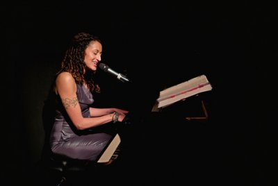 "Rosabella Gregory as she appears in ""City Stories"" (Photo credit: James Phillips)"