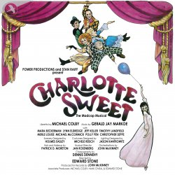 """Charlotte Sweet"" CD Cover (Art work: Frederick Marvin)"