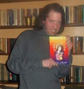 Andrew Martin book Godspell