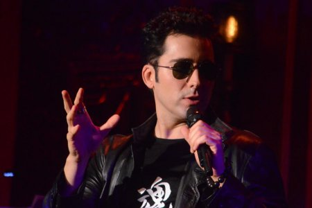 John Lloyd Young (Photo credit: Maryann Lopinto)