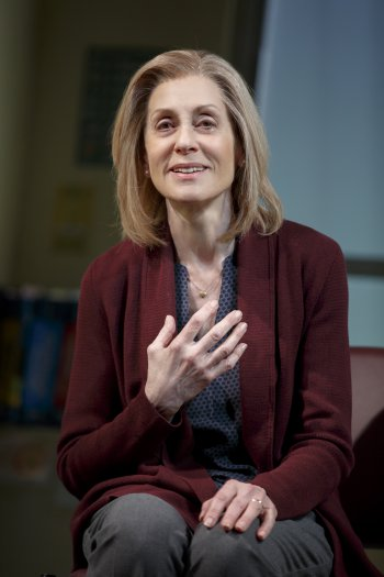 "Judith Light in a scene from Neil LaBute's ""All the Ways to Say I Love You"" (Photo credit: Joan Marcus)"