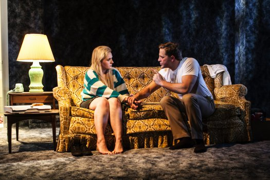 "Abigail Breslin and Joe Tippett in ""All the Fine Boys"" (Photo credit: Monique Carboni)"