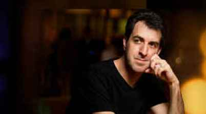 Jason Robert Brown portrait