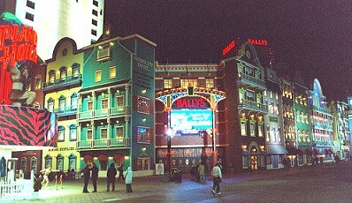 Ballys Atlantic City Hotel  Casino