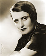 Image result for image of young ayn rand