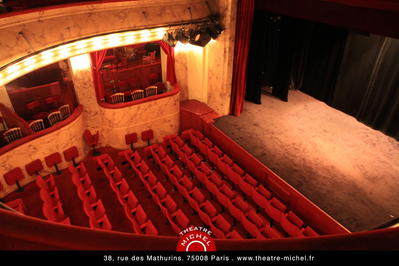 location de salle  Thtre Michel
