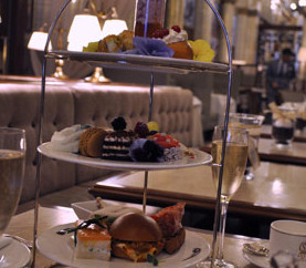 Afternoon Tea at Savini