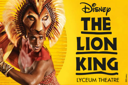 Free Tickets to The Lion King