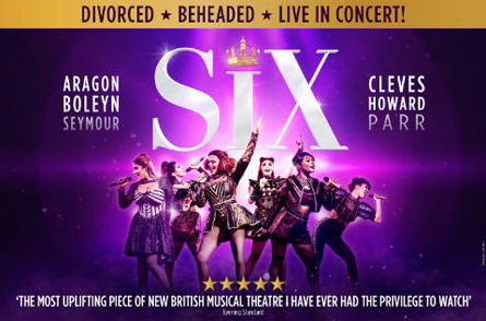 Sophie Isaacs to join cast of SIX