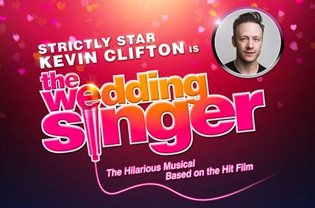The Wedding Singer Full Cast Announced