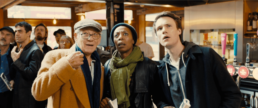Ian_McKellen_Noma_Dumezweni_Hugh_Skinner_in_The_Roof._Written_by_Nigel_Williams_directed_by_Natalie_Abrahami