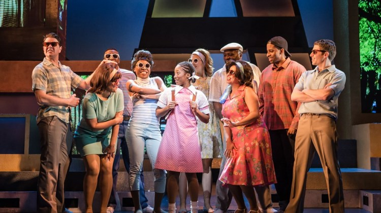 """<div class=""""category-label-review"""">Review</div><div class=""""category-label"""">/</div>The Bubbly Black Girl Sheds Her Chameleon Skin at Theatre Royal, Stratford East"""