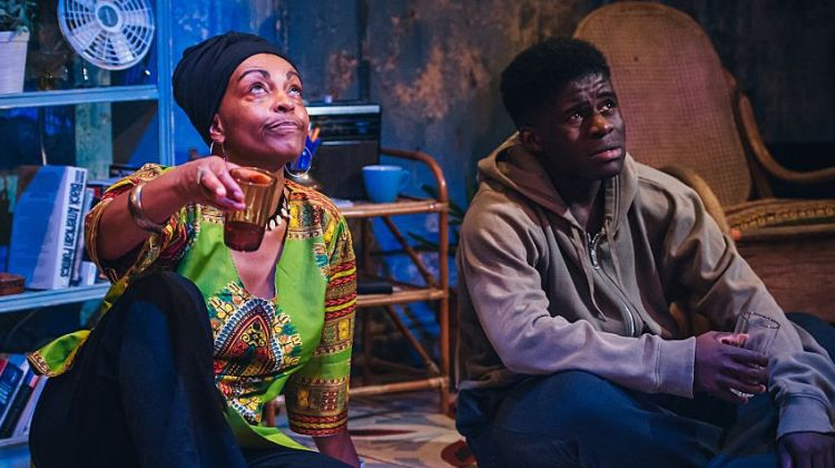 """<div class=""""category-label-review"""">Review</div><div class=""""category-label"""">/</div>Assata Taught Me at the Gate Theatre"""