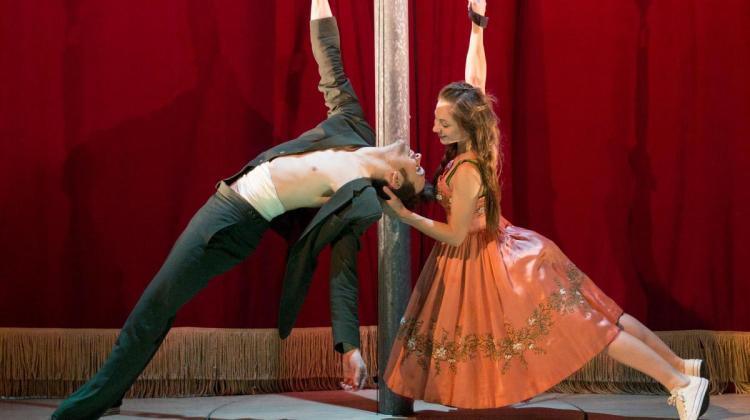 "<div class=""category-label-review"">Review</div><div class=""category-label"">/</div>Tristan and Yseult at Shakespeare's Globe"