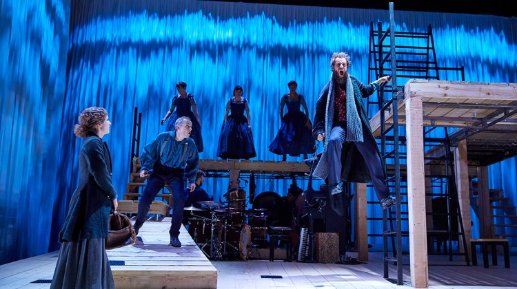 "<div class=""category-label-review"">Review</div><div class=""category-label"">/</div>Jane Eyre at the National Theatre"