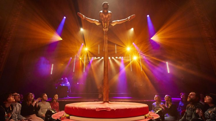 "<div class=""category-label-review"">Review</div><div class=""category-label"">/</div>La Soirée at the Aldwych Theatre"
