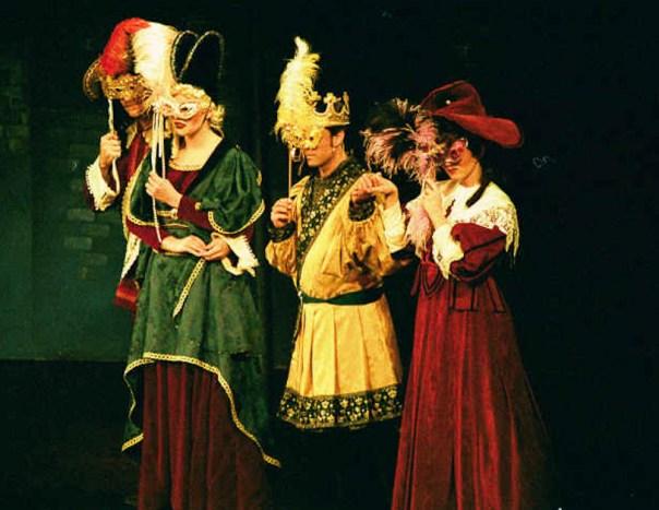 Masquerade from PHANTOM OF THE OPERA