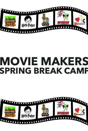Movie Makers: Spring Break Camp!