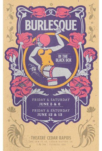 Burlesque in the Black Box