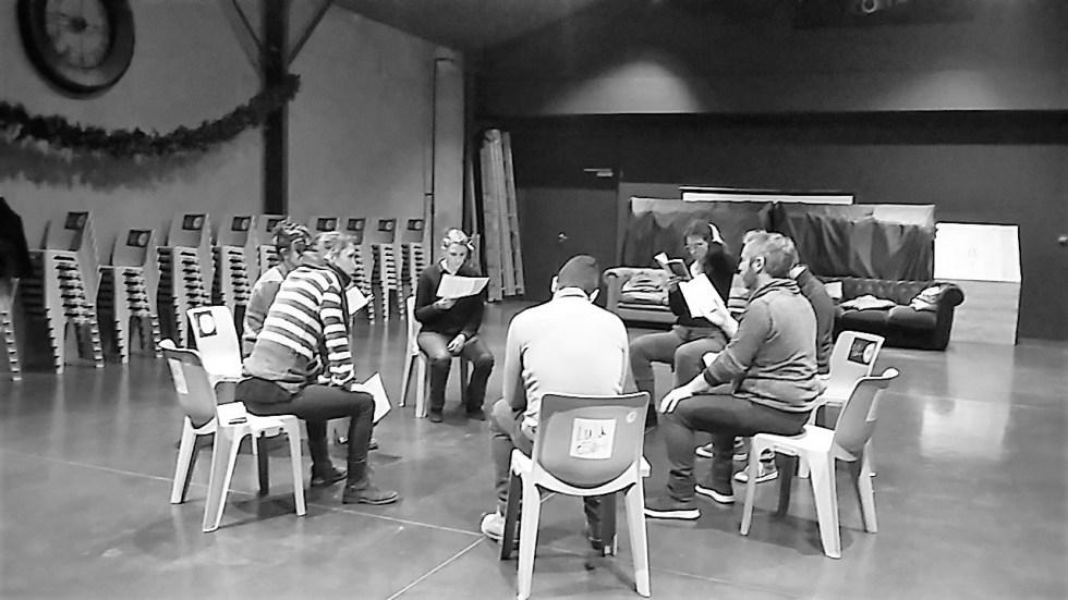 Cours de théâtre adultes à Lyon proposés par le Théâtre d'Anoukis
