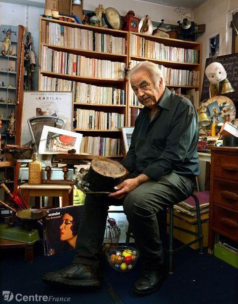 Portraits de la Haute-Vienne Michel Bruzat : «Je reste un utopiste avide de poésie»