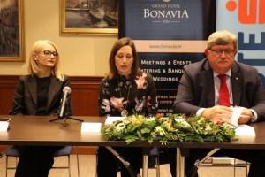 Vlatka Stanić, Barbara Bernetić Ćiković, Vojko Obersnel