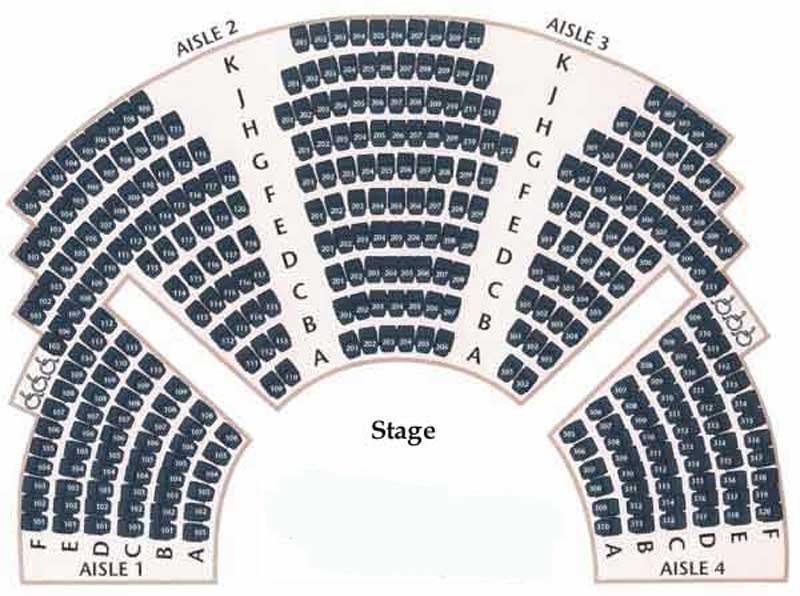round seating