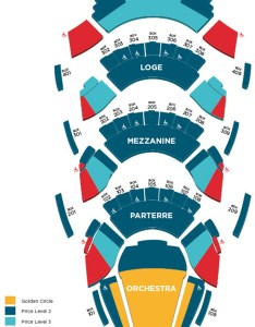 Ellie caulkins opera house seating chart also theatre in denver rh theatreindenver