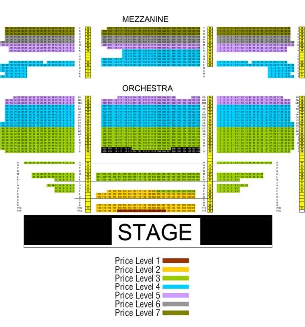 Fillmore Miami Seating Chart Brokeasshome Com