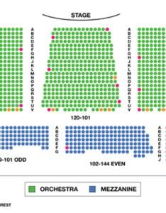 Winter garden theatre seating chart also in new york rh theatreinnewyork