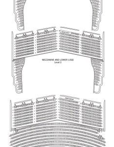 San diego civic theatre seating chart also in rh theatreinsandiego