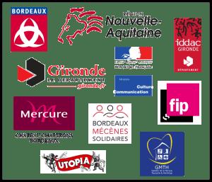 Logos Partenaires TPT