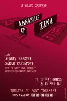 """Annabelle & Zina"" Christian Ruillier"