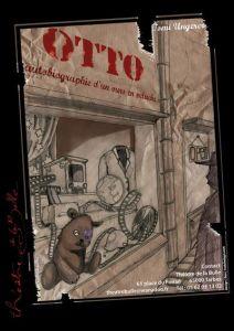 Otto-Autobiographie d'un Ours Peluche