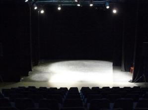 Theatre du pont tournant à Bordeaux