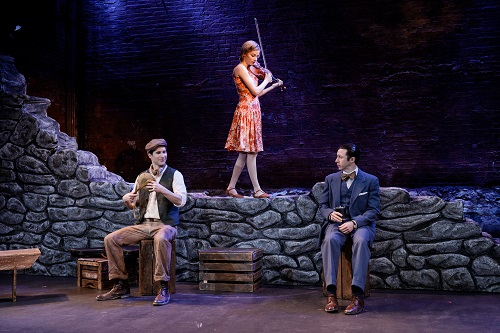 Asuncion at the Cherry Lane Theater — Review - The New