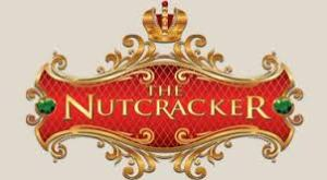 THE NUTCRACKER Logo TheatreWorld Professional Scenic Backdrops