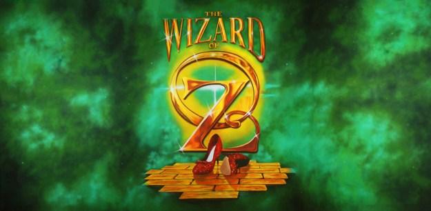 The Wizard of OZ Main Drape Backdrop