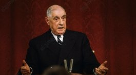 Charles de Gaulle, Pressekonferenz 1965 - - De Gaulle / Conférence de presse, 9 septembre 1965.