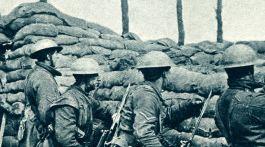 Soldats canadiens WW1