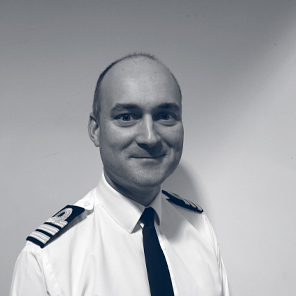 Commander Peter Pipkin