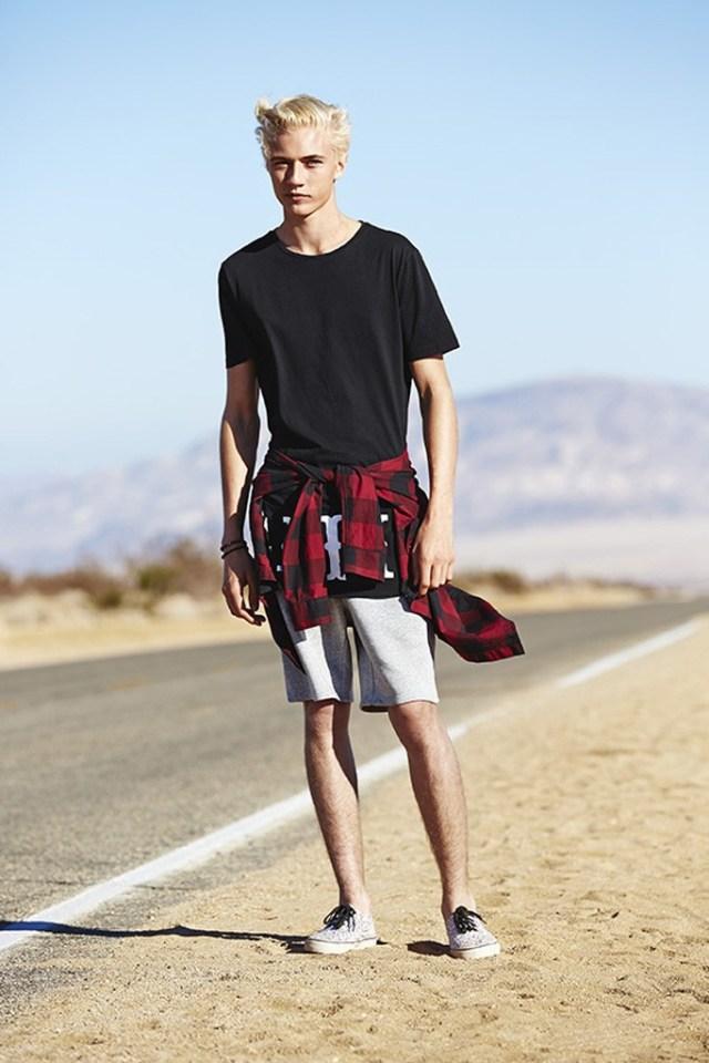 H&M Loves Coachella collection.2