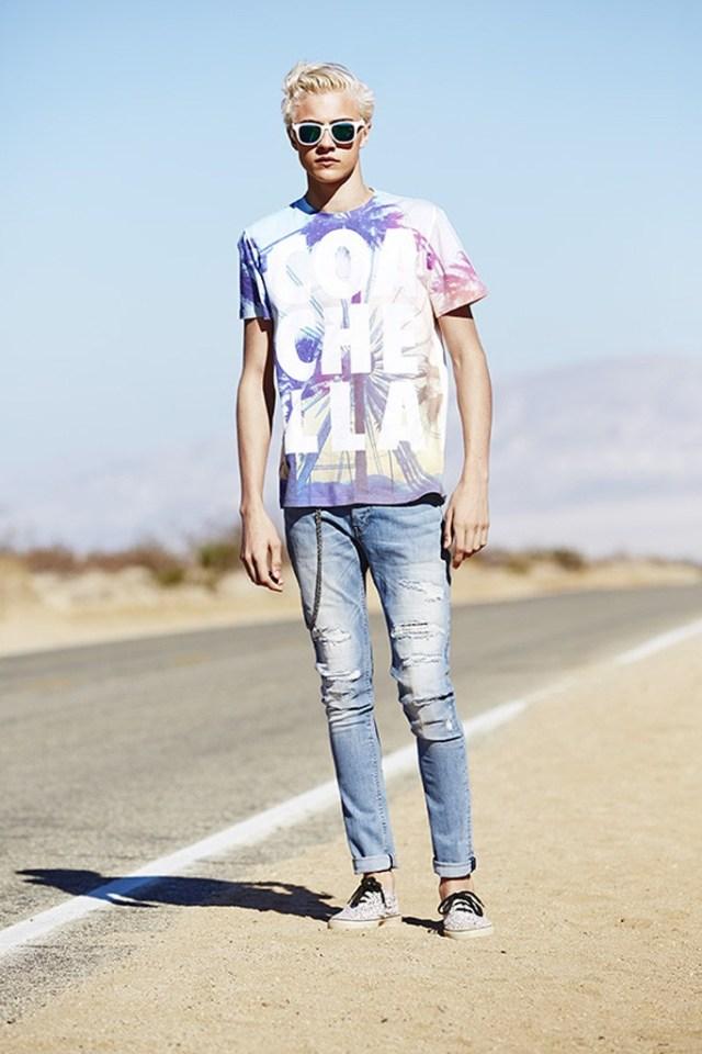 H&M Loves Coachella collection.5