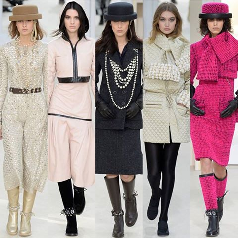 PFW – Chanel, Toujours Elegance