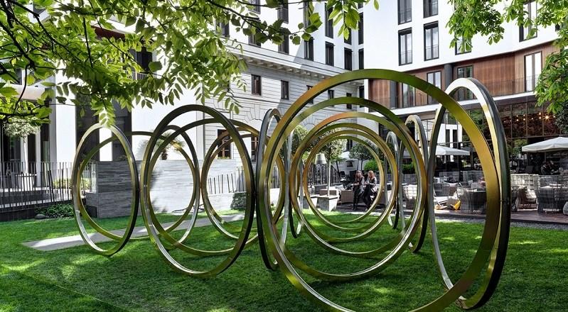 Milano Design Week 2016: Bulgari celebra l'anello B.zero1