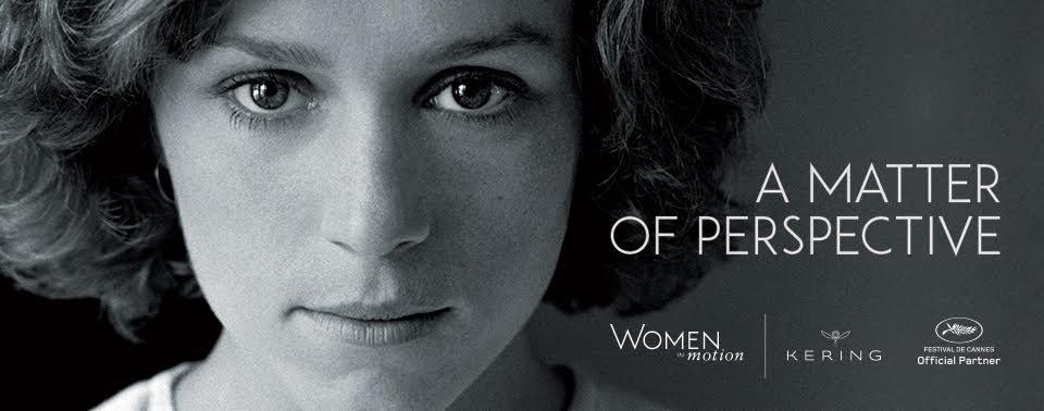 Kering e Il Festival di Cannes presentano la seconda edizione di 'Women in Motion'