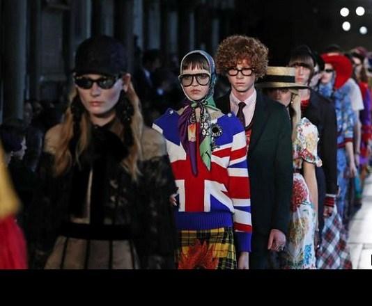 Gucci Cruise 2017: tutto il british nell'abbazia di Westminster