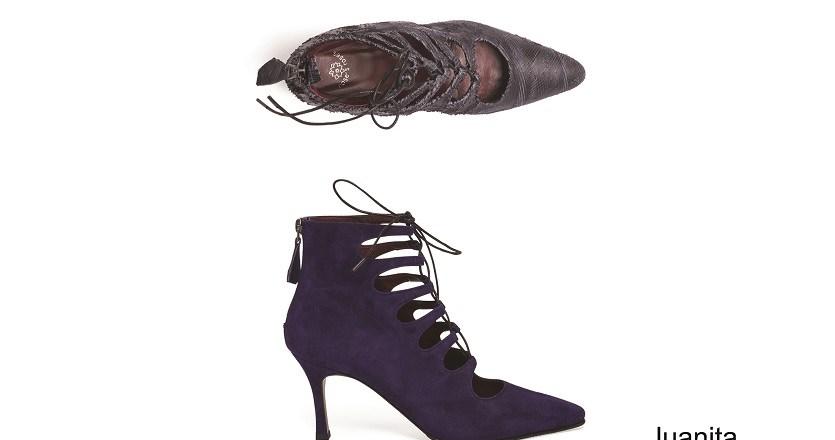 """Rose's Roses lancia la nuova collezione di scarpe """"Al"""""""