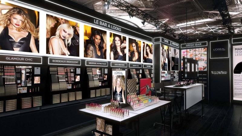 L'Oréal Paris apre la sua prima boutique a Parigi