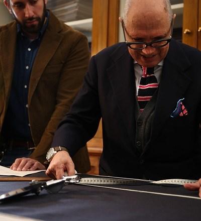 Roy Roger's + Liverano & Liverano: il primo jeans sartoriale